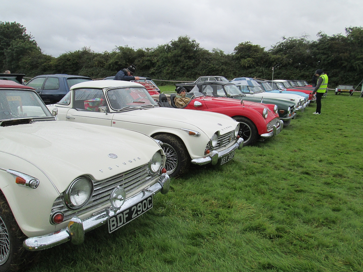 Tetbury Classic Car Show - 3rd September 2017