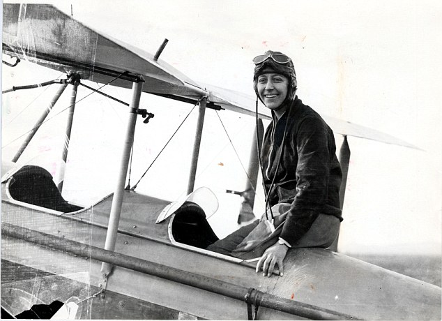 Kennet Valley TR Group February Club Night - a Talk on Amy Johnson