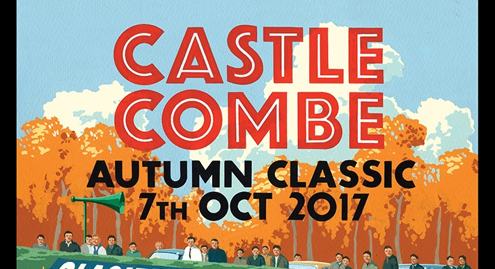 Autumn Classic Event at Castle Combe
