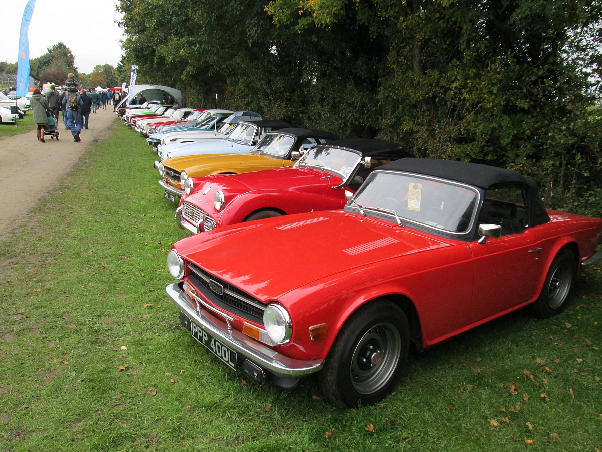 Castle Combe Autumn Classic - 7th October 2017