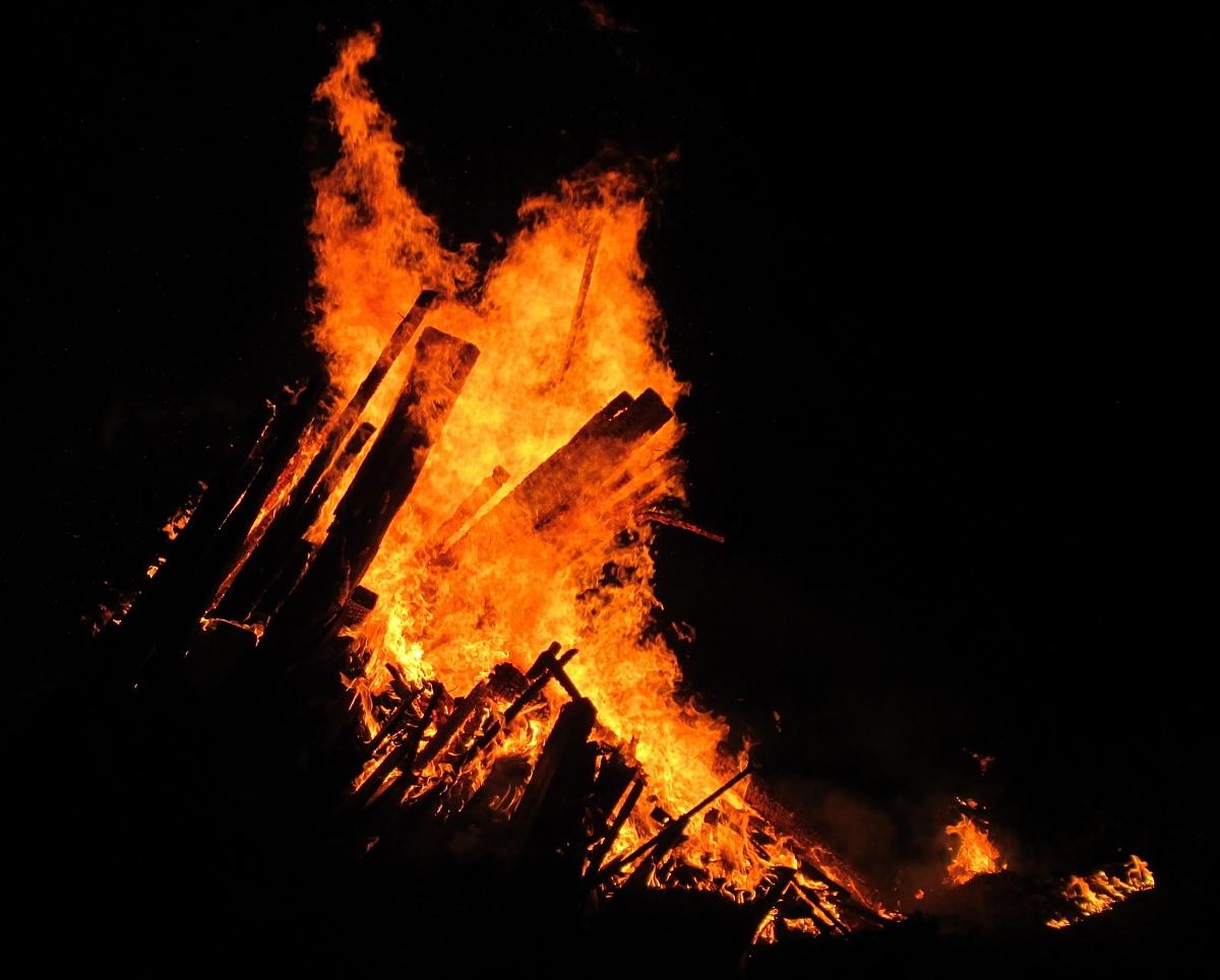 Glavon Fireworks Party - 4th November 2017