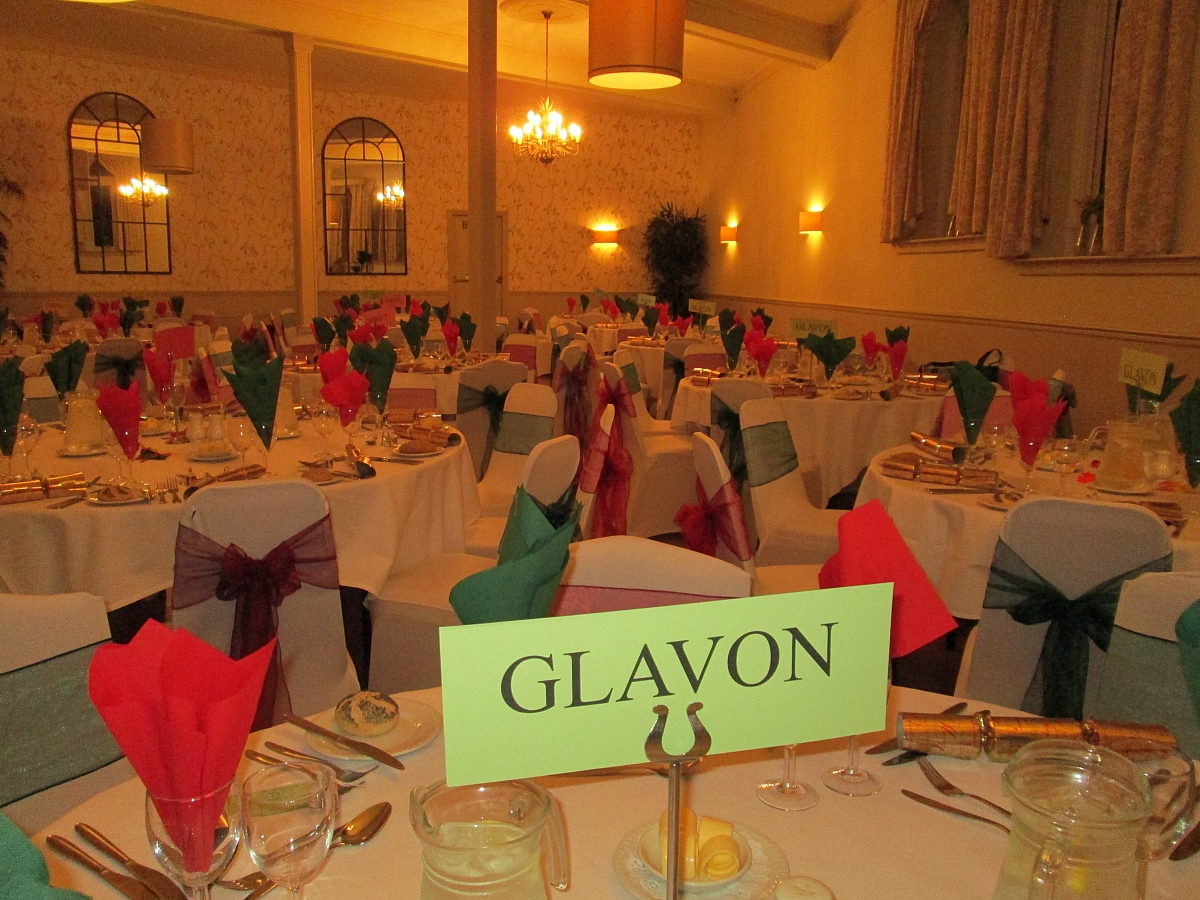 Glavon Group - TR Party Weekend at Limpley Stoke