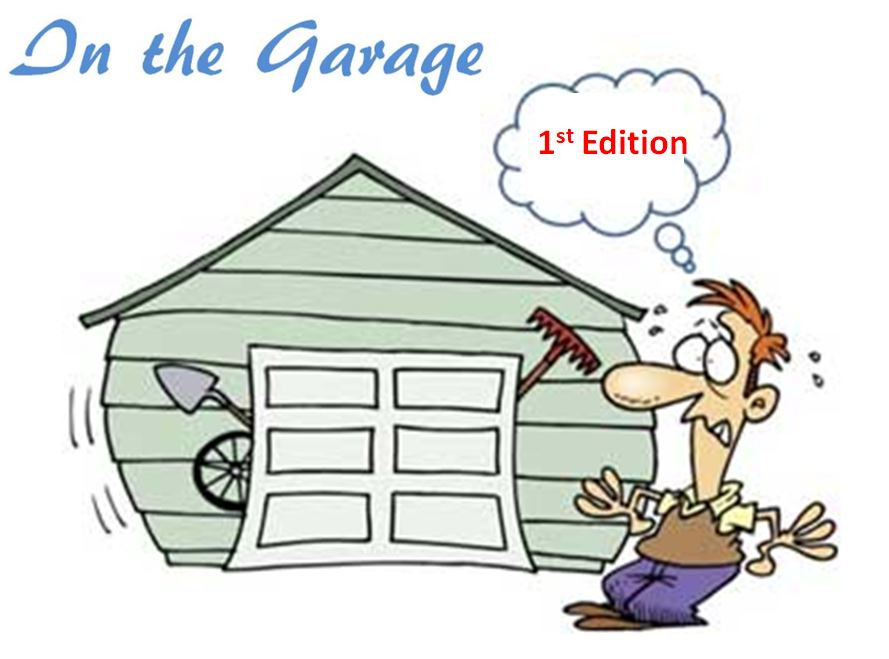 In the Garage - Issue nr.1