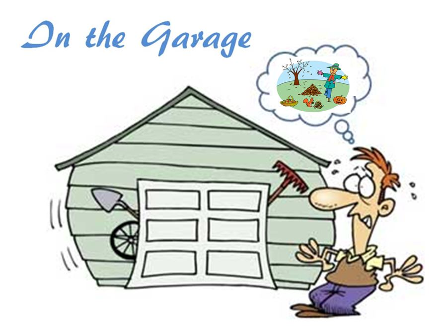 In the Garage - Autumn Edition