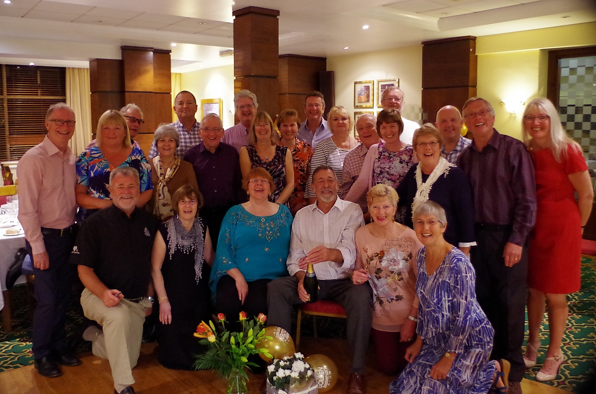 Leicestershire TR Group AGM reports another great year