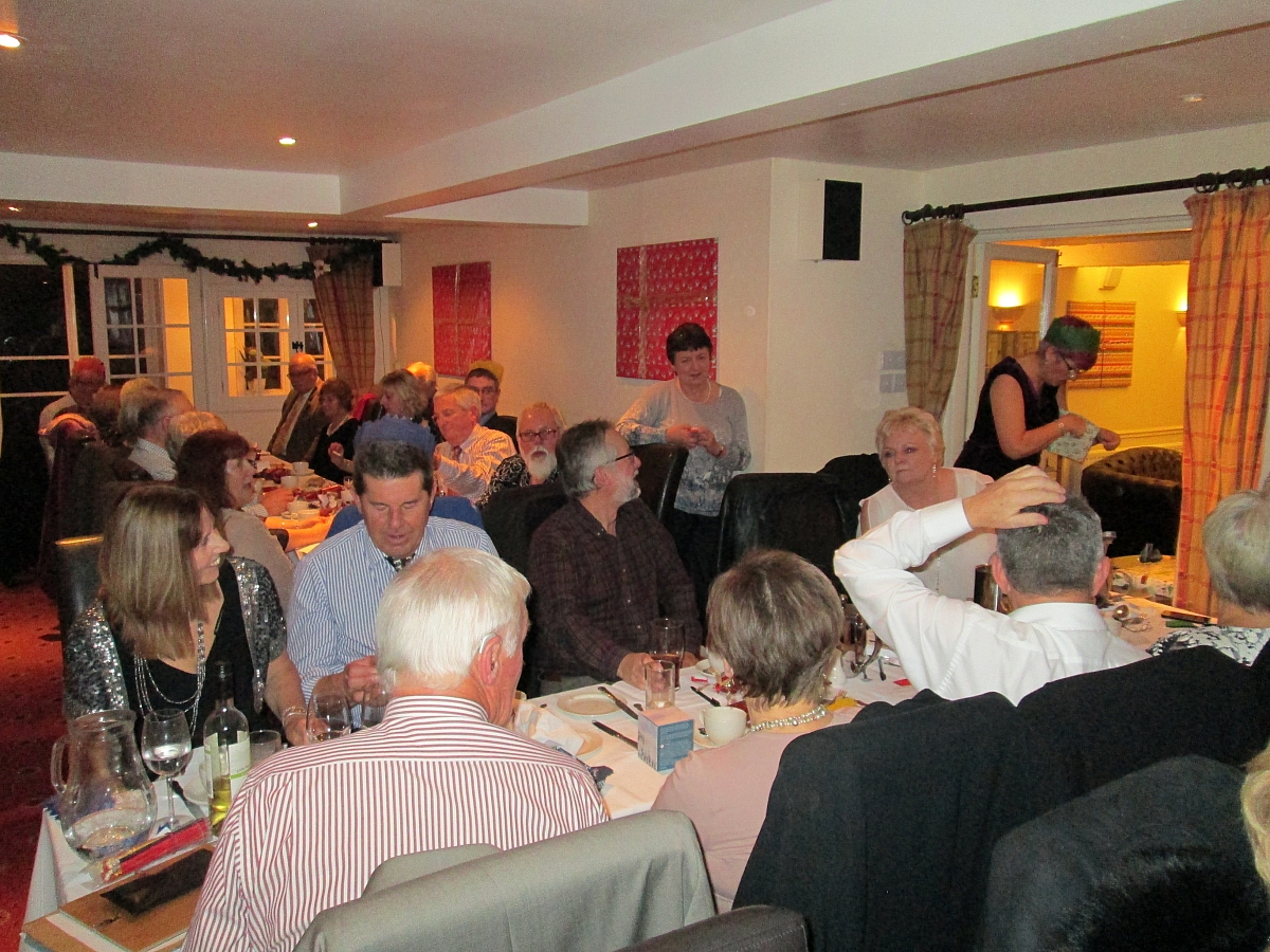 Glavon Christmas Party - 2nd December 2017