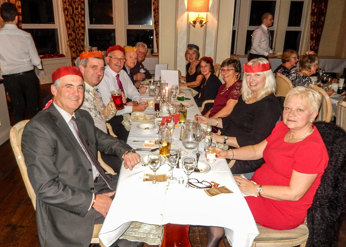 Brunel Group - Christmas Dinner - December 2018