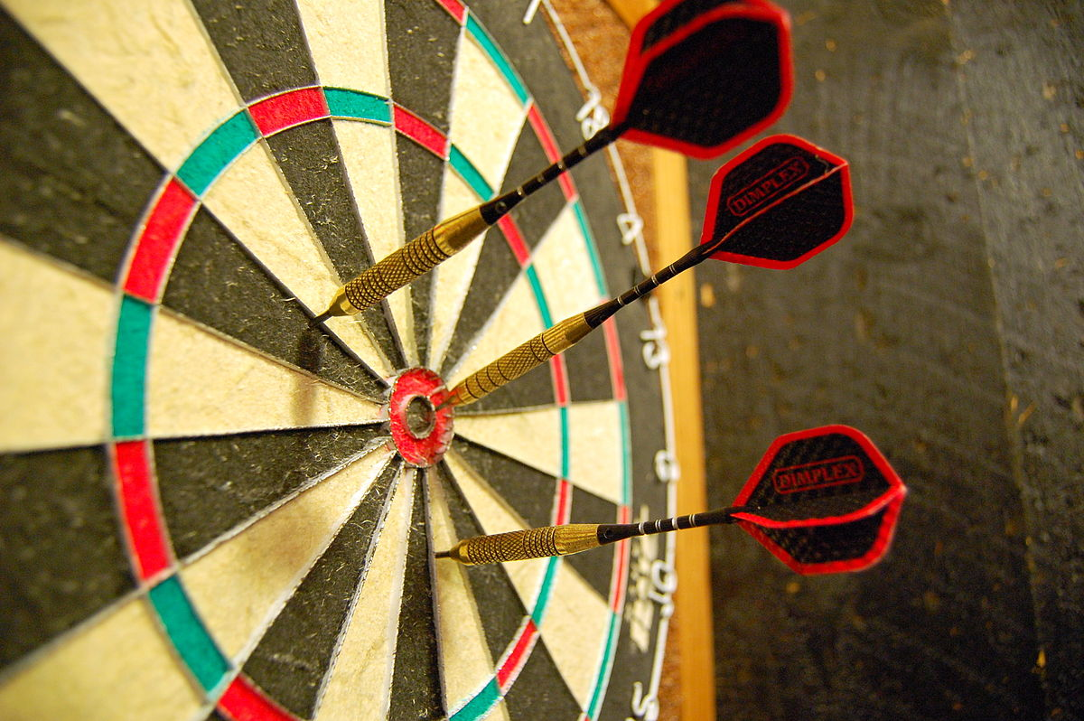 Kennet Valley TR Group & Glavon Inter-Group Challenge - It's on the Oche!