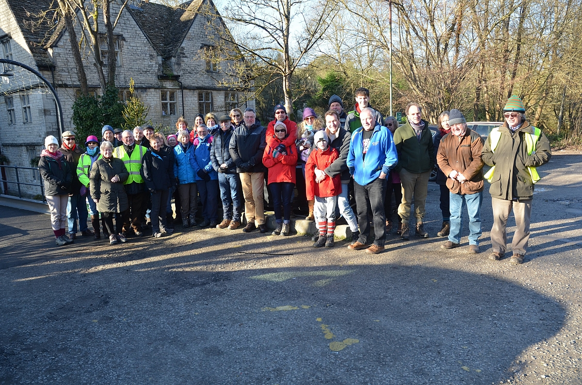 Glavon New Year Walk - 7th January 2018