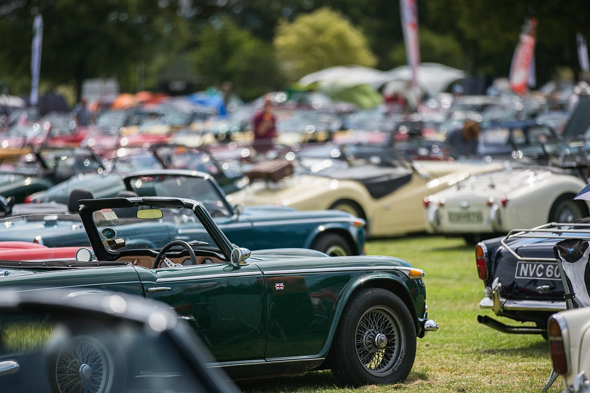 TR Register to host the  Standard Triumph Marque Weekend in 2018