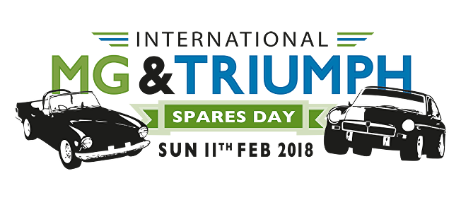 Kent Group | MG & Triumph Spares Day