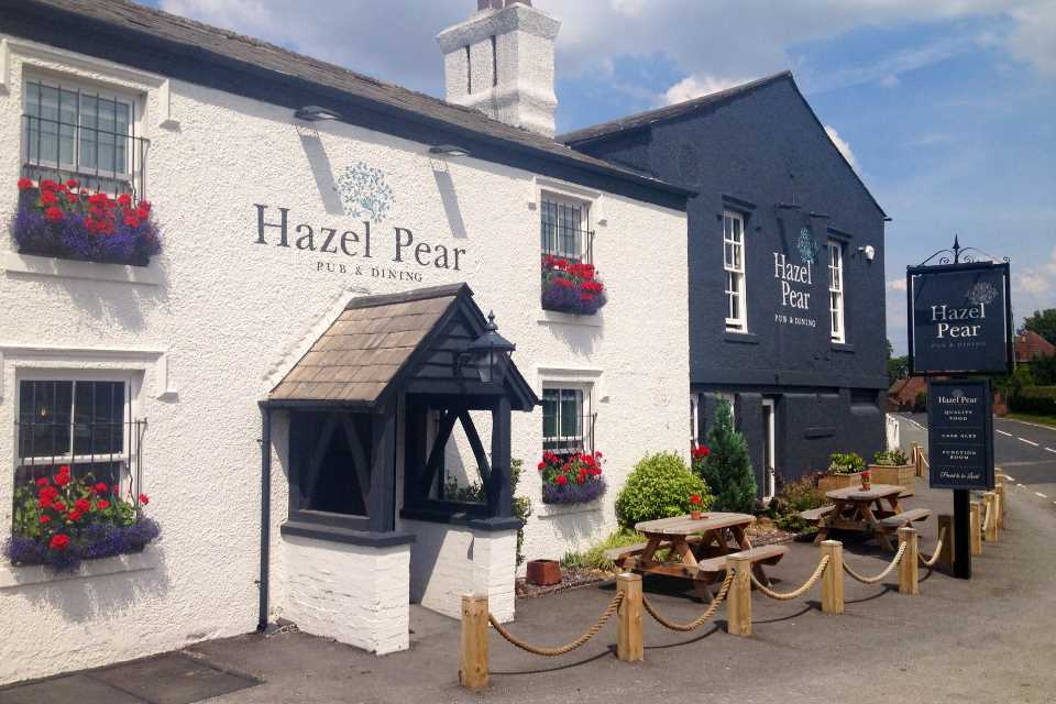 Red Rose Group - The Hazel Pear Inn Monthly Meeting