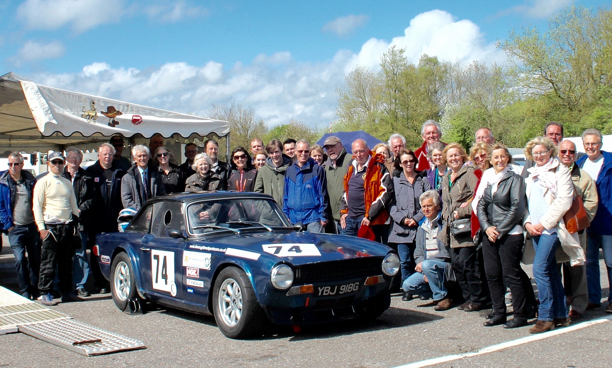 Essex Group Brands Hatch Classic Car Race Day
