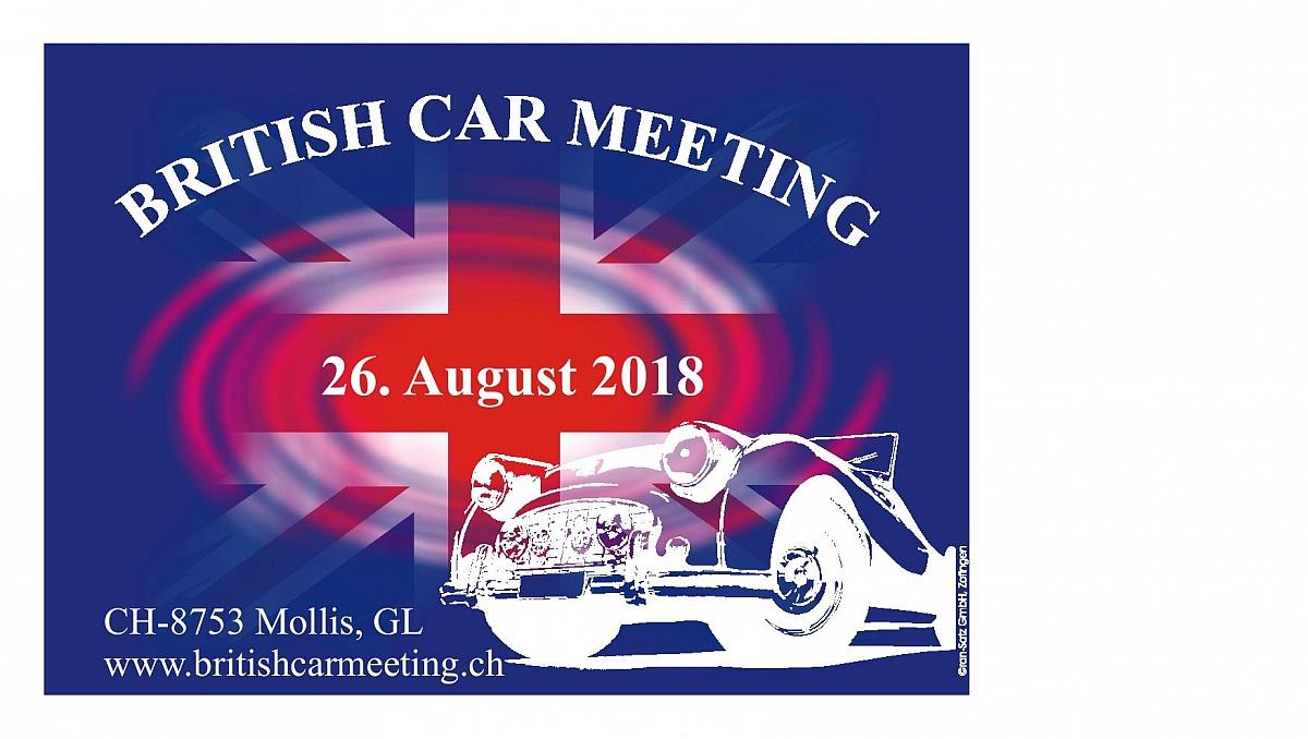 British Car Meeting - Switzerland