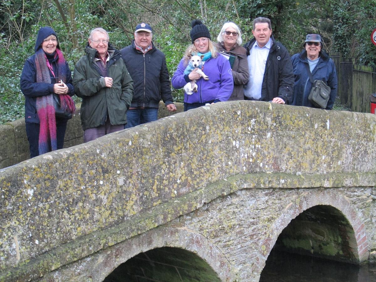 Lacock Treasure Hunt - 4th March 2018