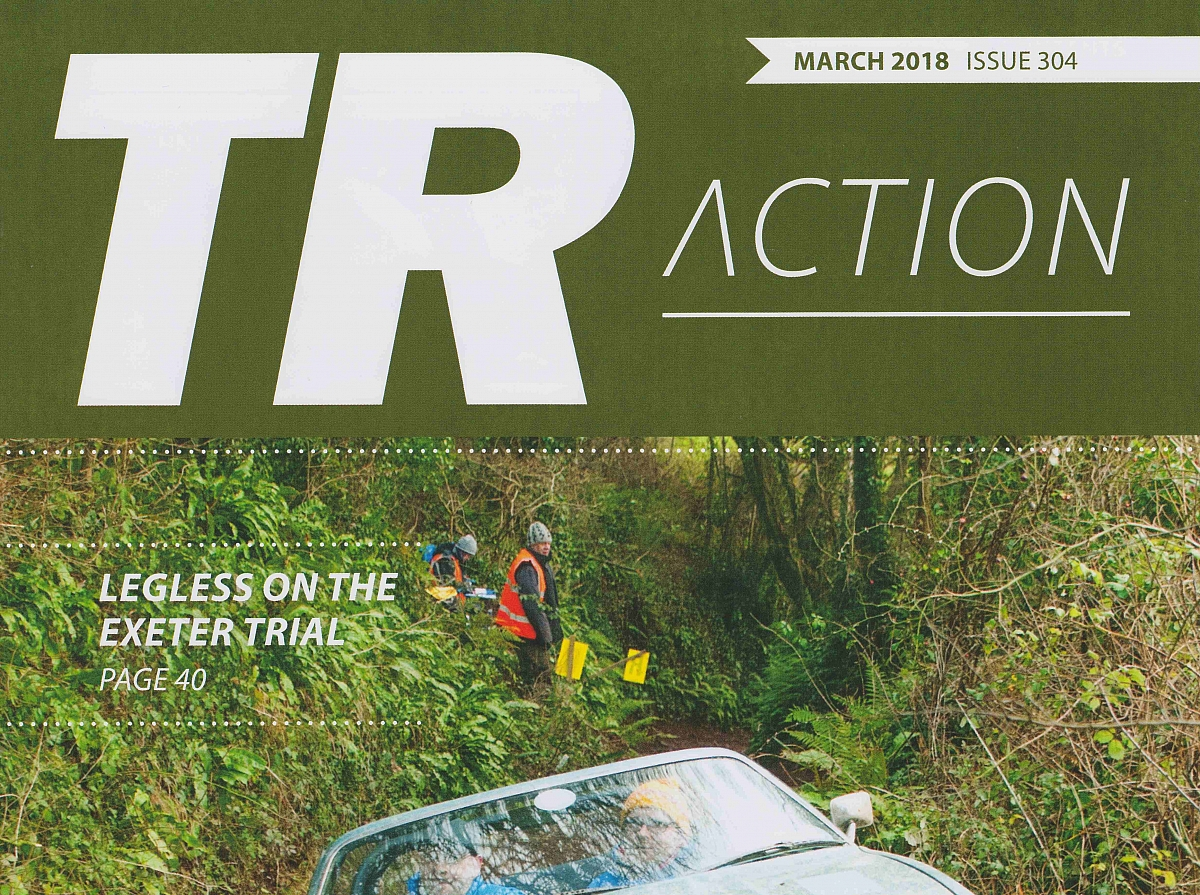 TR Action Issue 304 - Red Rose Newsletter