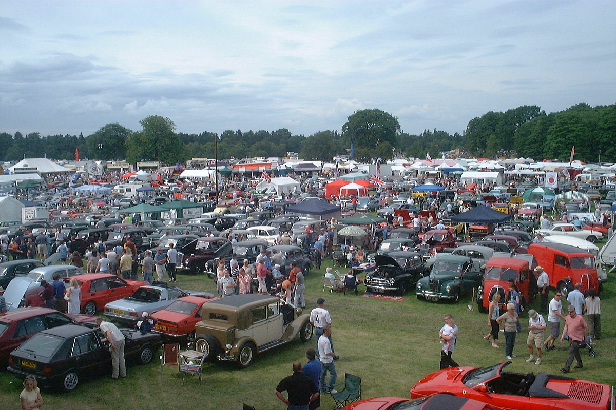 Tatton Park Car Shows 2018