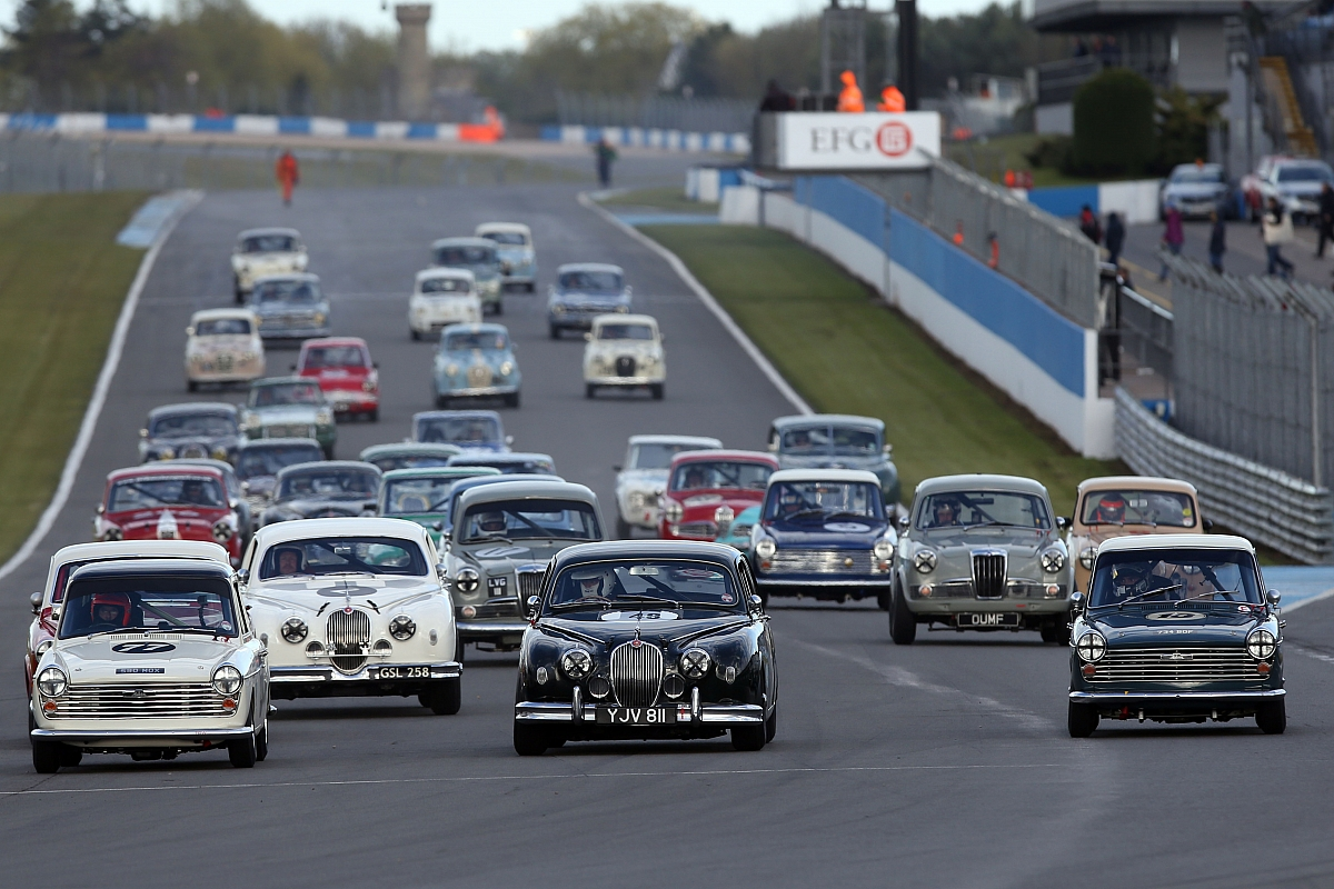 Last chance for discounted tickets for Donington Historic Festival