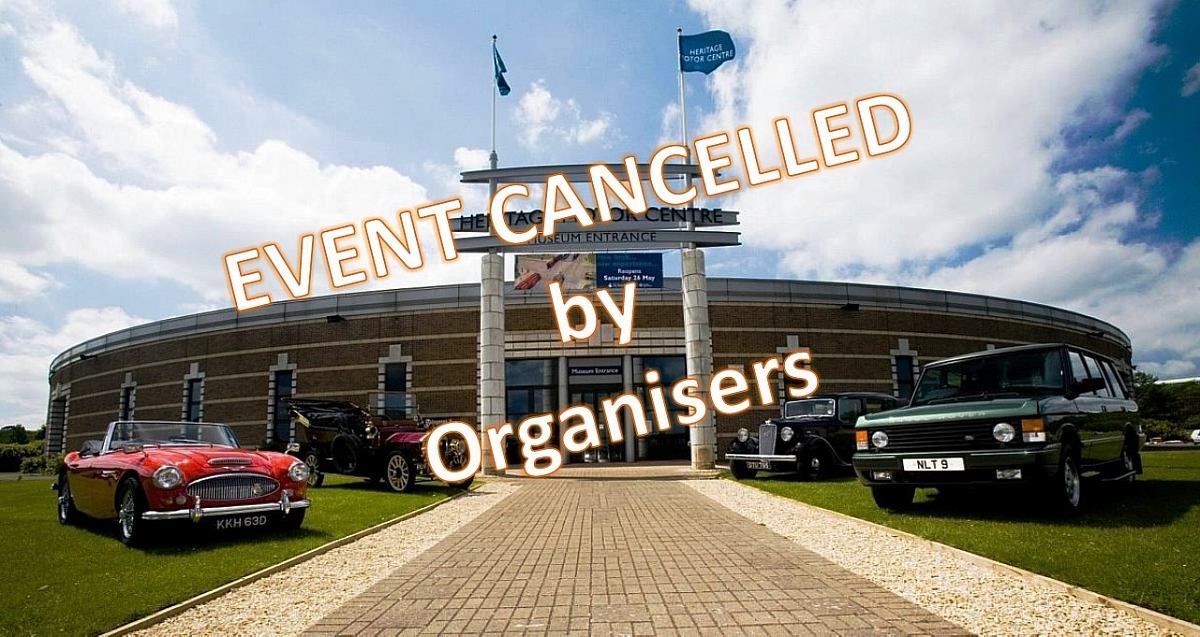 TR Register Regional Day | Midlands - Event Cancelled by the Organisers (Update 01.05.2018)