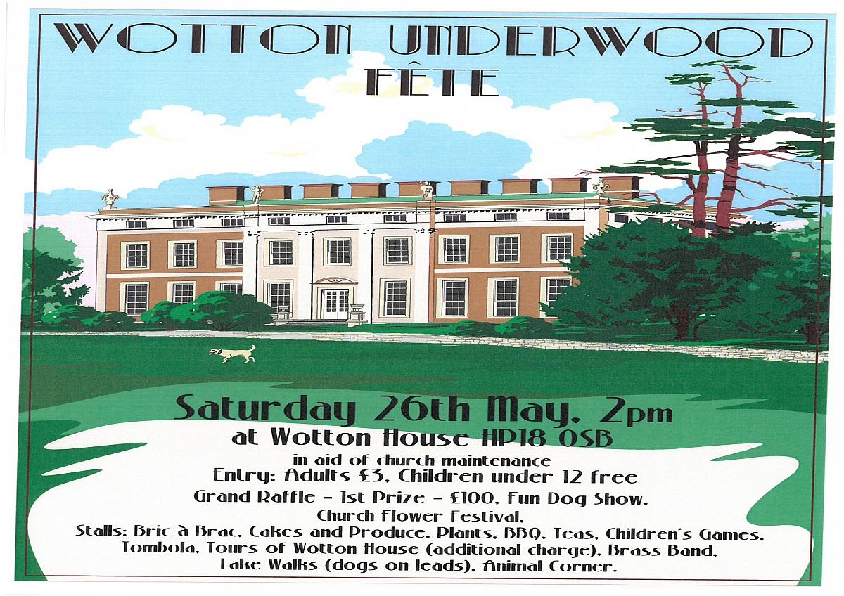 Chiltern TR Group - Wotton Underwood Fête