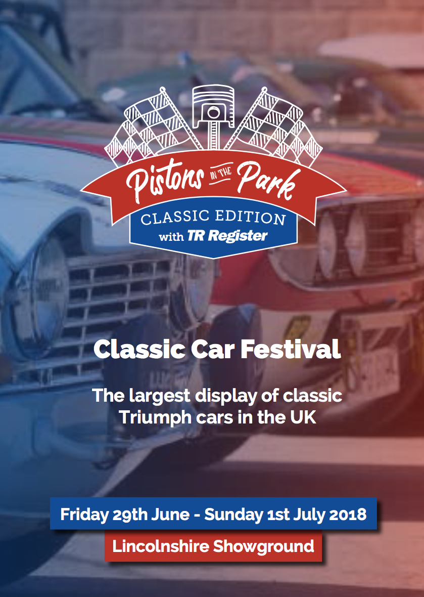 Pistons in the Park Programme