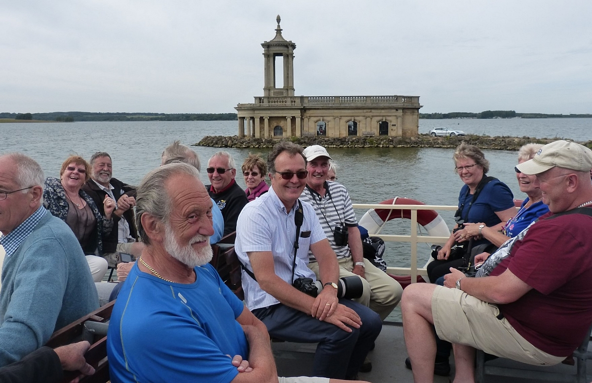 TRiumphs at Rockingham & Rutland, the LTRG weekend was a great success