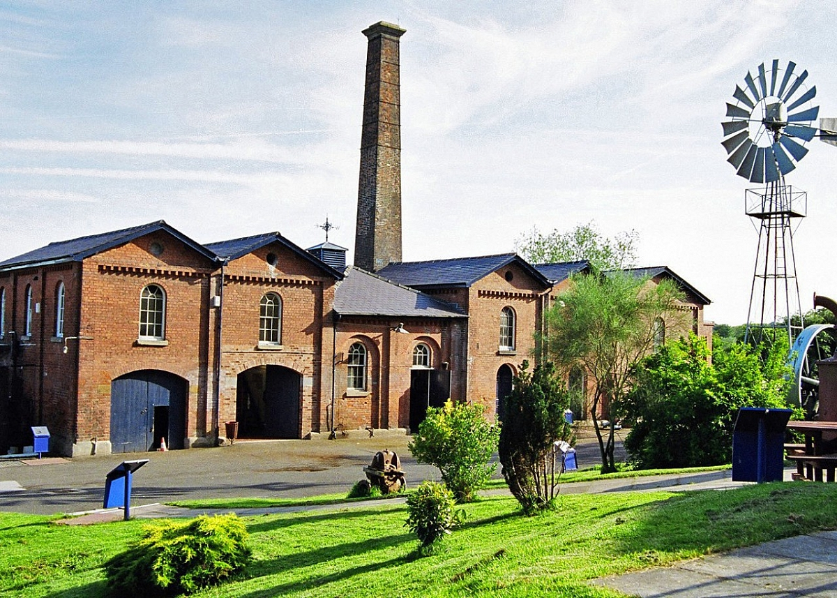 Glavon Group - Run-Out to Hereford Waterworks Museum