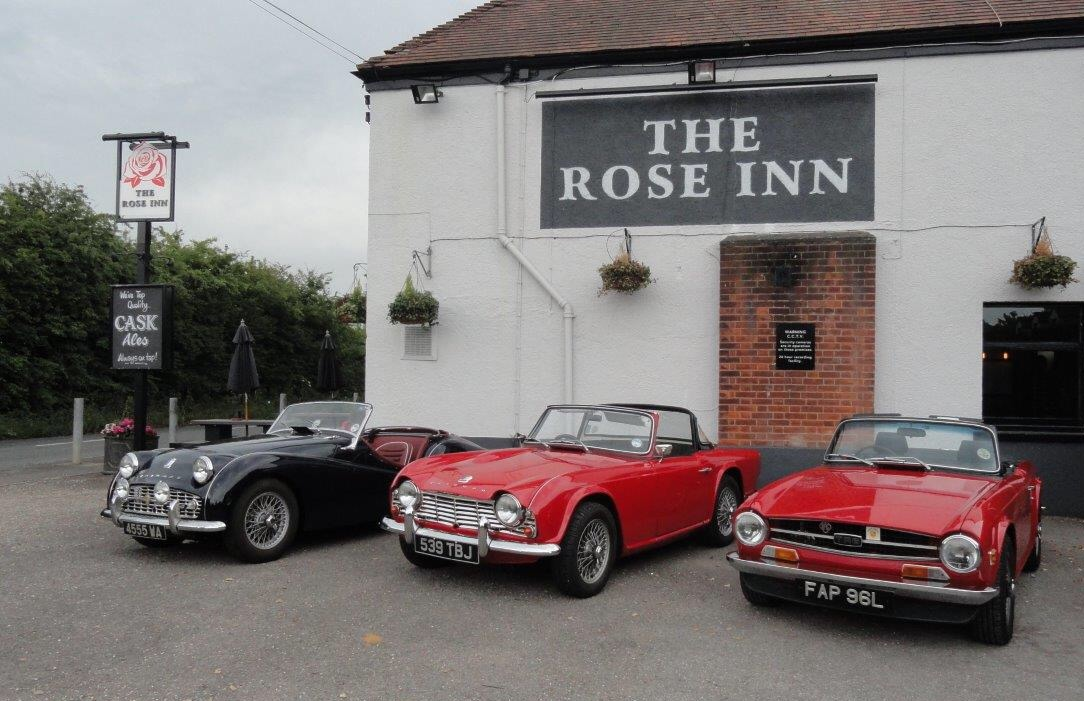 Essex Group Club Night at The Rose