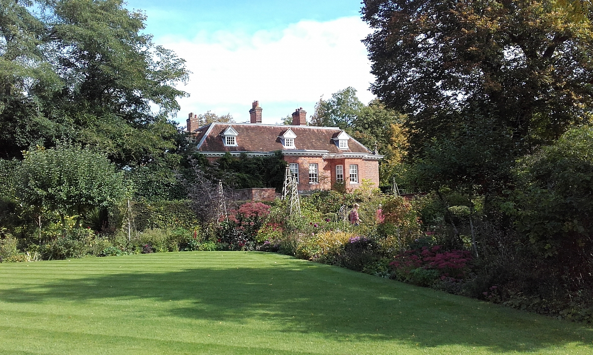 Kennet Valley TR Group - September Mid Monthly alternative - West Green House Classic