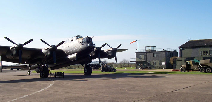 Camb Followers - Lincolnshire Aviation Heritage Centre, East Kirkby
