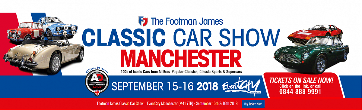 Red Rose Group - Manchester Classic Car Show