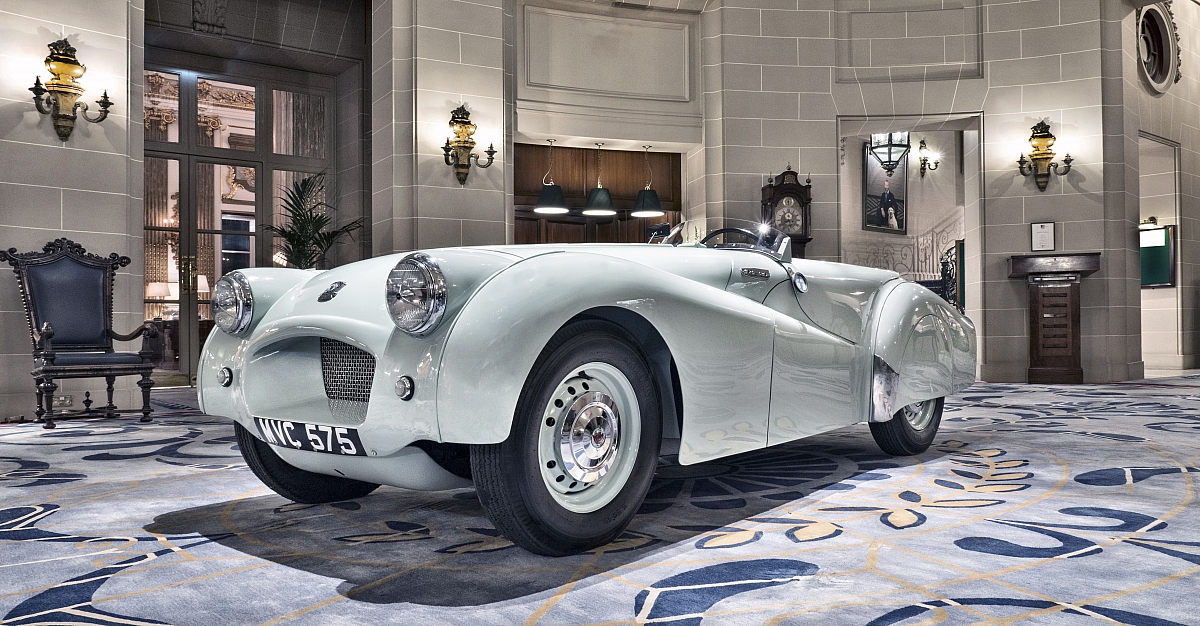 VOTE NOW for the Jabekke TR2 at the Historic Motoring Awards.