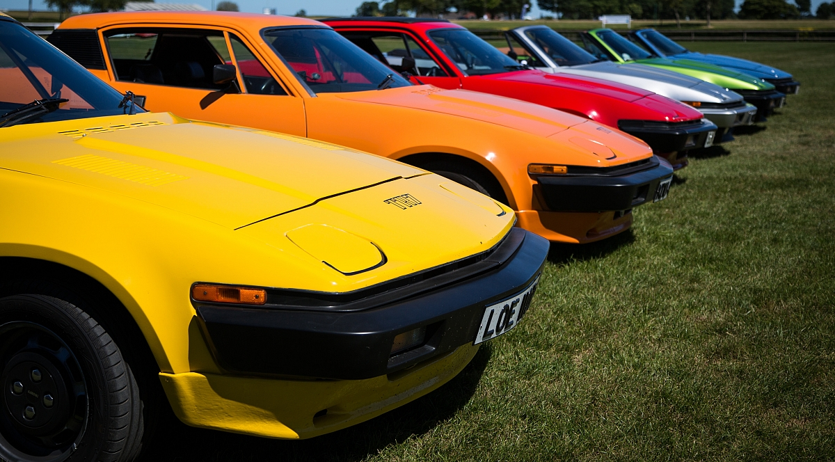 TR Register announces new 'Wedge Team' to promote TR7s and TR8s