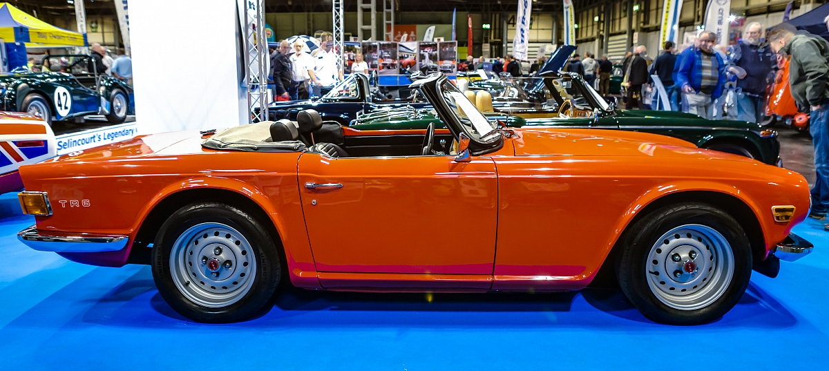 NEC Classic Motor Show preview 2018