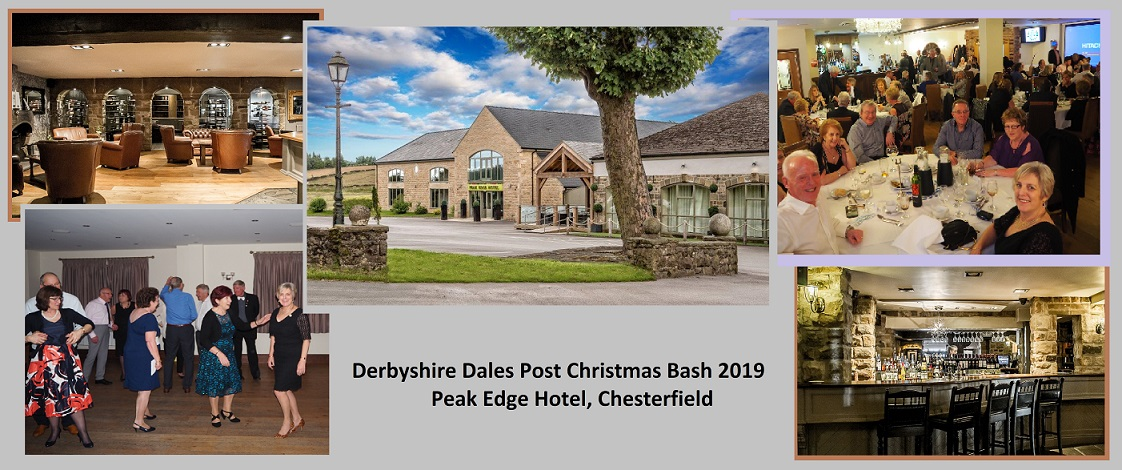 Derbyshire Dales Post Christmas Bash, Saturday, 2nd February, 2019.