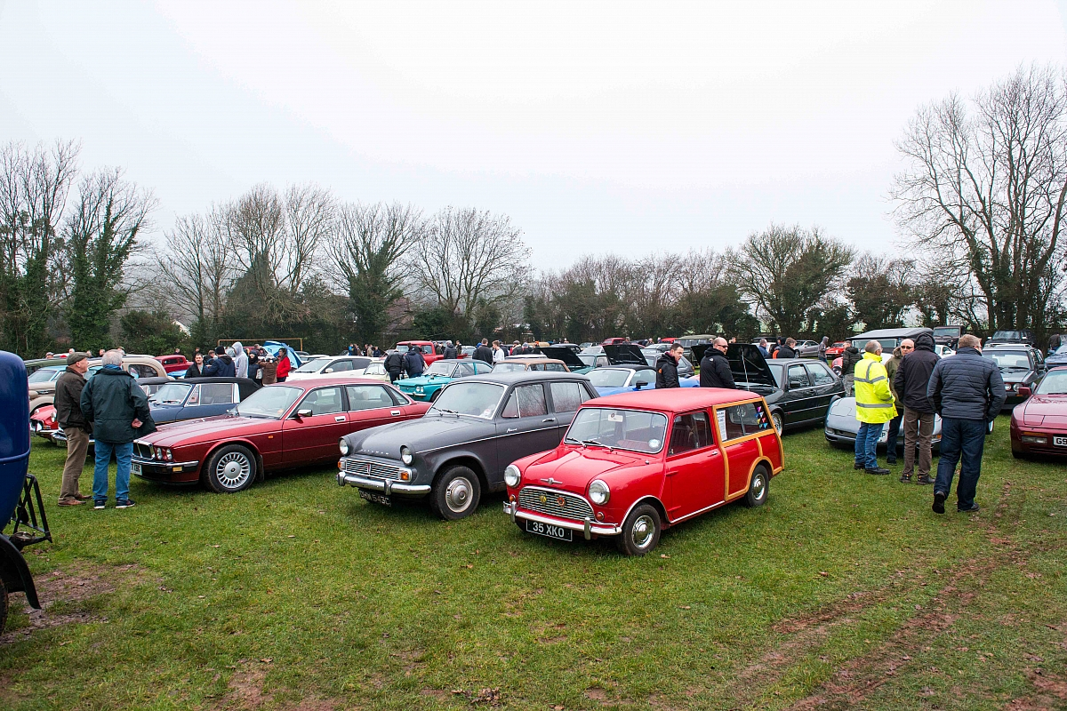 Redhill Classic Car & Motorcycle Breakfast Meet - Oct 2020