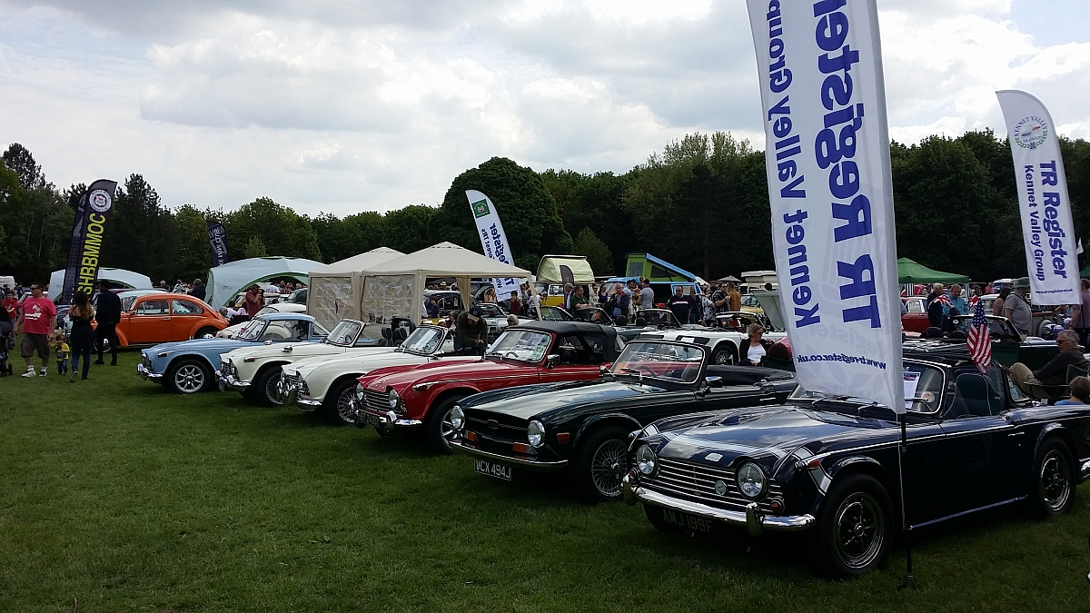 TR Register to attend Basingstoke Festival of Transport