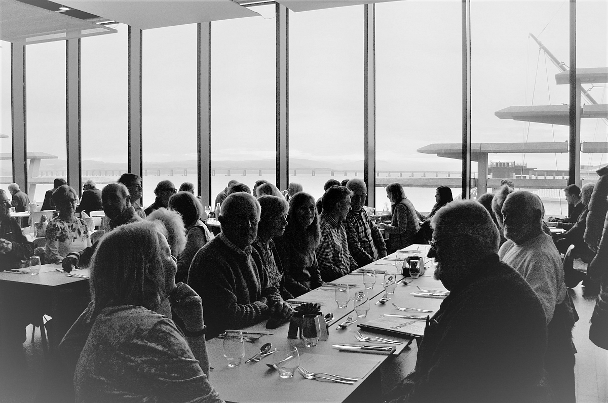 Tay Groups visit to the V&A in Dundee