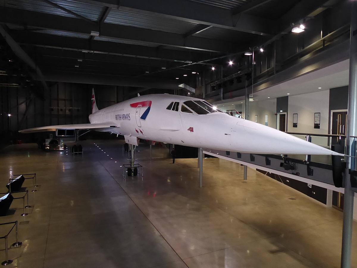 Aerospace Bristol Museum Visit - 3rd February 2019