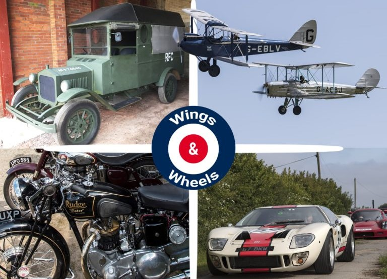 North London Group - Stow Maries Wings and Wheels Show