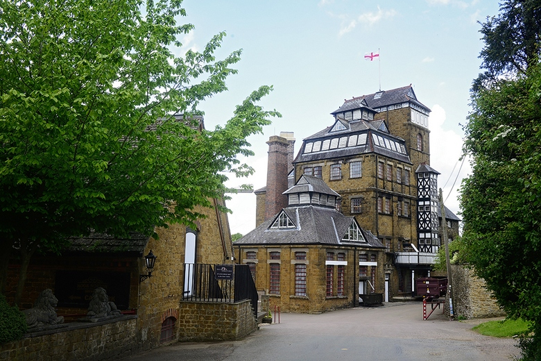 Glavon Group Visit to Hook Norton Brewery
