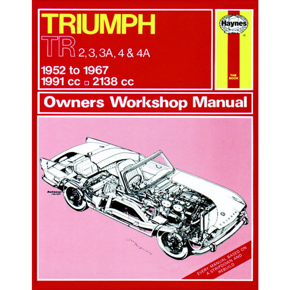 John Haynes OBE , the man behind Haynes Manuals passes away aged 80