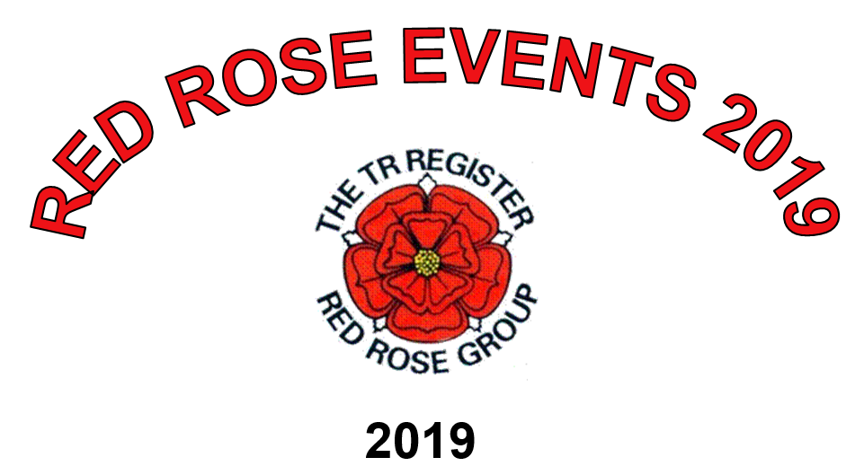 Red Rose Group Events 2019