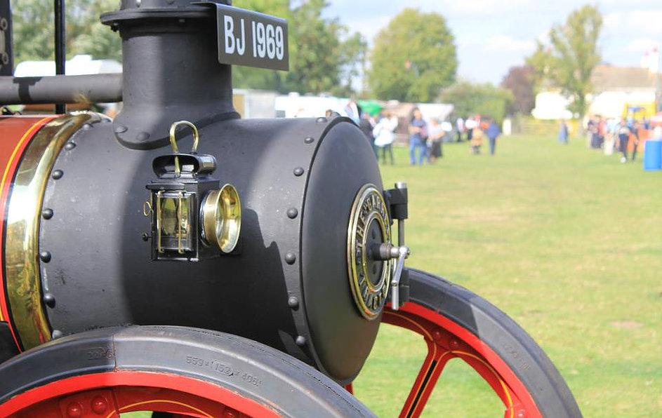 Lincolnshire Group - Bicker Steam Fair