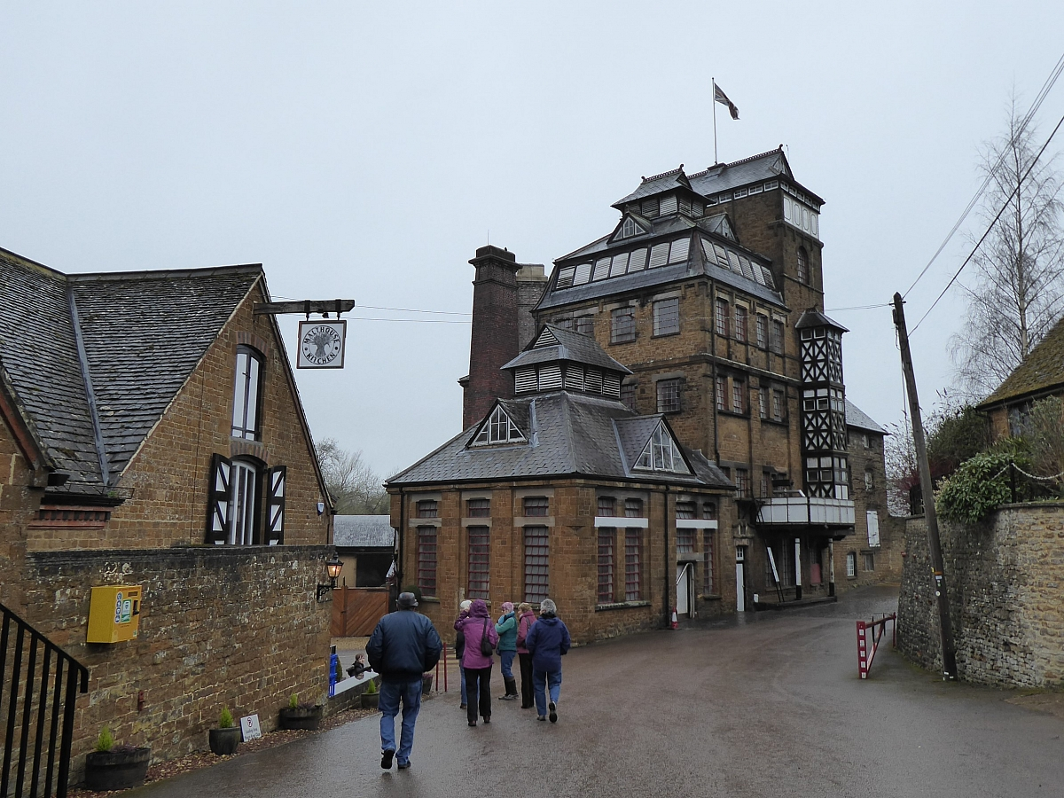 Hook Norton Brewery Visit - 3rd March 2019
