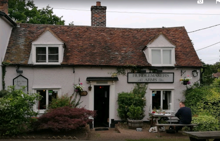 East Saxons - Sunday Lunch at The Hurdlemakers Arms