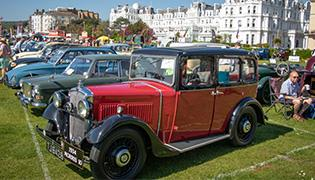 Thames Valley in conjuction with South Downs Group - Magnificent Motors at Eastbourne