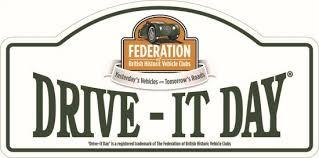 FHBVC Drive It Day and TR Register Shropshire Group Club Social Run