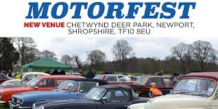 Shropshire Group Easter Sunday Motorfest