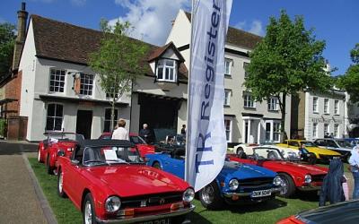 East Saxons - Baldock Classic Car Show and Festival